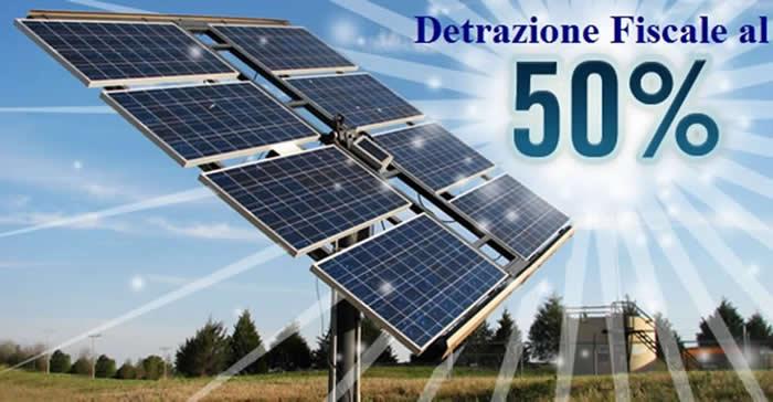 Detrazione fiscale per gli impianti fotovoltaici - Detrazione fiscale per rifacimento bagno ...