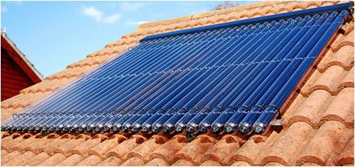 Pannello Solare Termico Integrato : Gli impianti solari termici tecnoenergia srl la spezia
