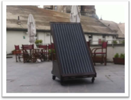 Pyppy impianto fotovoltaico portatile - Pannello fotovoltaico portatile ...